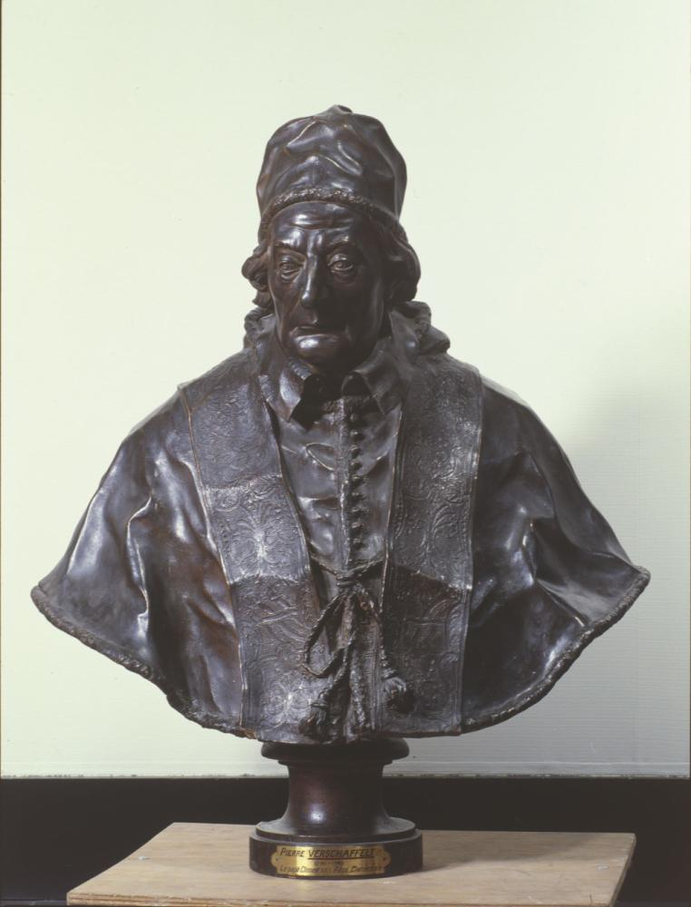 Bust of Pope Clemens XII