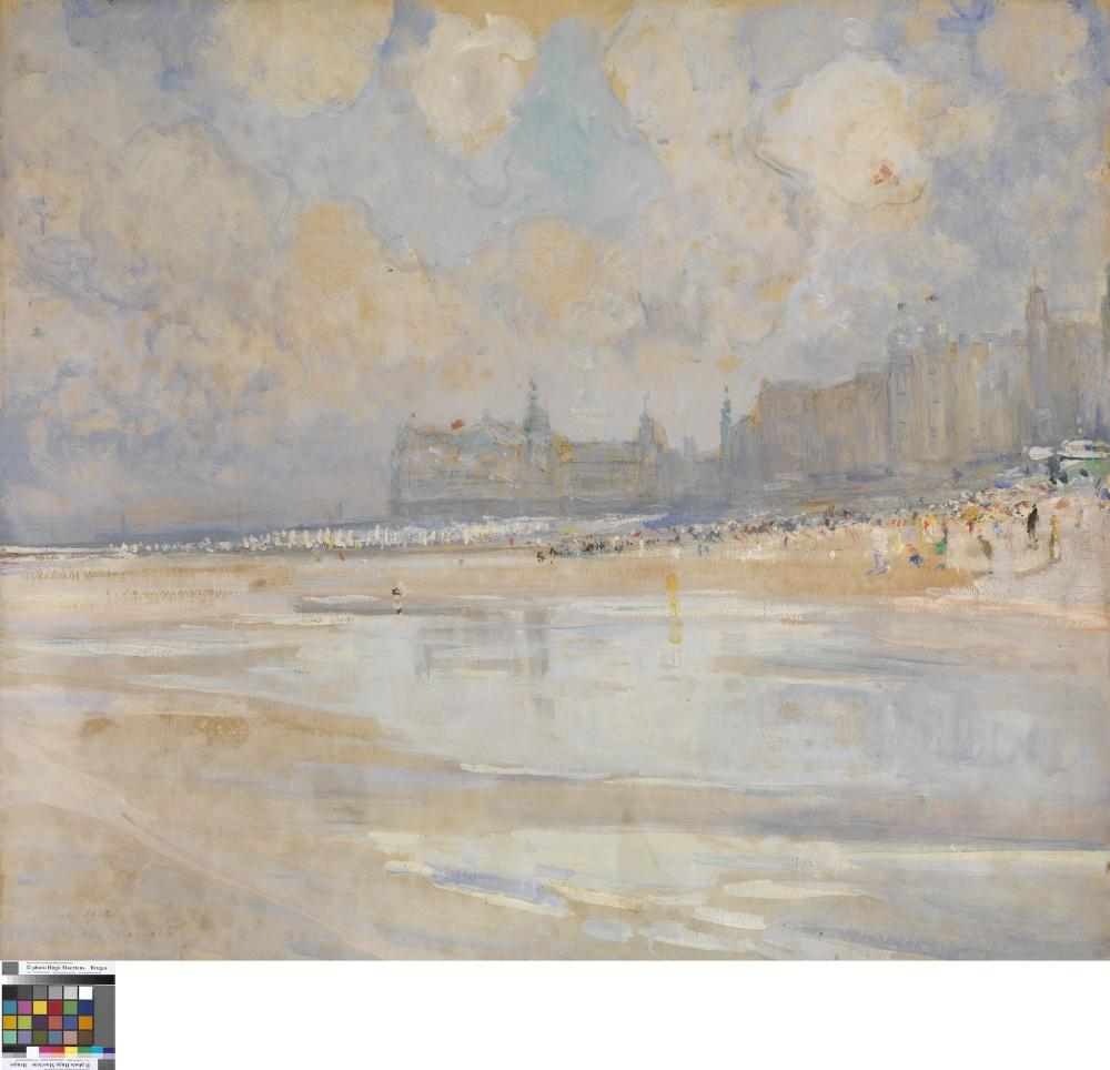 The Seaside at Ostend