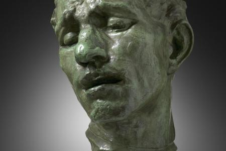 The head of Pierre Wissant.