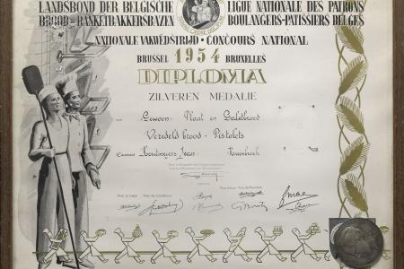 Diploma Houtmeyers