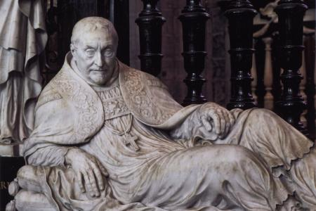Praalgraf van Monseigneur Antonius Triest.