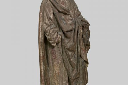Sculpture of Saint Nicodemus