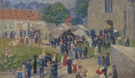 The Education by Rik Wouters collection KMSKA