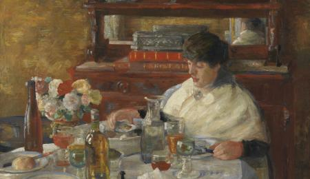 Anatomy lesson by Anoniem meester collection Musea Brugge